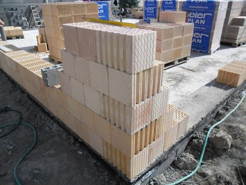 керамічний блок Леєр